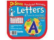 Eureka EU-845264 Dr Seuss Spot on Seuss Deco Letters