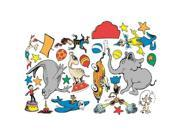 Eureka EU-840158 Dr Seuss - If I Ran The Circus Book