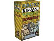 Rather Dashing Games PNRZ Pirates, Ninjas, Robots, & Zombies 9SIV06W6AS9452