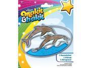 Colorbok TB-48944 Dolphins Makit & Bakit Kit