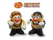 PPW Toys MRPSTREKKK Star Trek Kirk and Kor Mr. Potato Head Set Action Figure 9SIV06W6B57960