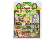 Melissa And Doug 9101 Puffy Stickers - Chipmunk House 9SIV06W6CF4874