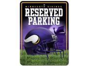 Minnesota Vikings Metal Parking Sign 9SIV06W6CG8453