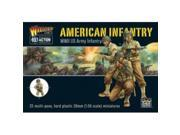 Warlord Games BSTART03 Bolt Action - American Starter Army 9SIV06W6DG7409