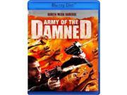 Screen Media 889290936769 Army of the Damned Blu-Ray Disc DVD 9SIV06W6E01146