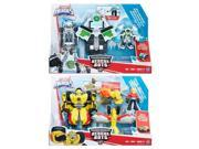 Hasbro HSBC0212 Playskool Transformers Rescue Bots Team, Assorted Colors - Set of 4 9SIV06W6FN4671