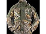 Rivers West Apparel 76333 Artemis Waterproof Fleece Jacket Realtree Extra Camo, Large