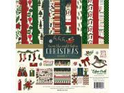 Echo Park Paper TNCKIT-34016 12 x 12 in. Twas Night Collection Kit, Twas the Night Before Christmas Vol.2 9SIV06W6J73844