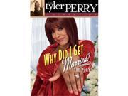 Computer Gallery 031398193296 Tyler Perrys Why Did I Get Married - The Play 9SIV06W6KT8166