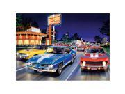 Masterpieces 71515 Bruce Kaiser Woodward Avenue Puzzle, 1000 Pieces 9SIV06W6PH3016