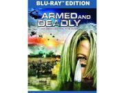 Screen Media 885444868450 Armed & Deadly AKA Deadly Closure Blu-ray Color DVD 9SIV06W6R73638