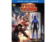 Warner Home Video WAR BR633865 Teen Titans The Judas Contract DVD - Blu-Ray 9SIV06W6X12001