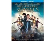 Sony Pictures Home Entertainment COL BR47068 Pride & Prejudice & Zombies 2016-Color Blu Ray Ultraviolet Widescreen 2.40 & 5.1 Dol Dig 9SIV06W6X28123