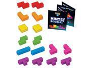 Masterpieces 31523 Tetris Brainteaser Cube Puzzle - 16 Piece 9SIV06W7270047