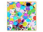 Beistle CN122 Party Polkadots Confetti - Pack of 6