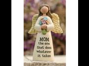 Mom Angel w/Flowers 9SIV07Y7EZ8528