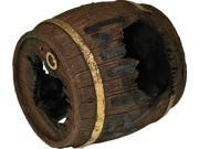 Exotic Environments Rum Barrel Horizontal