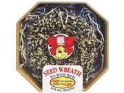2.6LB BIRD SEED WREATH 249