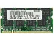 1GB PC2700 333MHz Memory for Dell Inspiron 5150