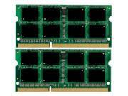 8GB KIT (4GB x 2) 1066MHz DDR3 PC3-8500 204pin Unbuffered  NON-ECC 1.5V Apple Sodimm Memory shipping from US