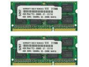 8GB KIT (2X4GB) MEMORY PC3-8500 1066MHz MEMORY FOR DELL STUDIO XPS 1647