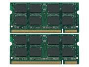 New 2GB KIT (2x1GB) RAM Memory 200 Pins 1.8V DDR2 Dell Latitude D510
