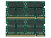 2GB KIT 2x1GB SODIMM 200 Pins PC2-5300 MEMORY For Acer Aspire 5100