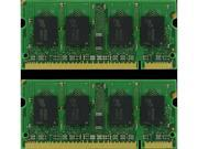 2GB kit (2X1GB) MEMORY PC2-5300  200-Pin MEMORY FOR Dell Inspiron 6000