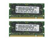 4GB KIT (2X2GB) PC2-5300 667MHz  MEMORY FOR HP PAVILION DV6633US