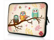 New 12 Owl Laptop Sleeve Bag Case Pouch For Samsung Google 11.6 Chromebook Cover