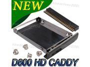 """HDD Hard Drive Caddy for Dell Precision M60 Series &  2.5"""" IDE Connector &Screws"""