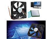 3 Pin 120mm 25mm Cooler Fan Cooling Heatsink Cooler Radiator For Computer PC CPU 12V