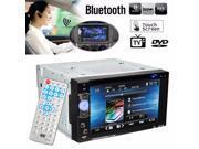 6.2'' Touch Screen HD 2 DIN Bluetooth Car GPS Navigation DVD Player FM Radio TF USB 9SIV0E248C8260
