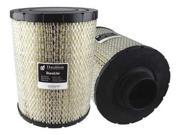LUBERFINER LAF3661 Air Filter, Element Only, 12-3/8in.H. 9SIV0HA3J50986