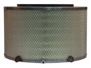 LUBERFINER LAF5846 Air Filter, Axial, 10-5/16in.H. 9SIA5D52YU8178