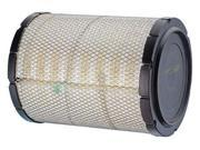 LUBERFINER LAF5837 Air Filter, Element Only, 12-1/2in.H. 9SIA5D52YU7798