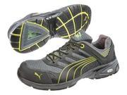 Athletic Style Work Shoes,11,Gry/Grn,PR PUMA SAFETY SHOES 642525 SZ: 11EEE