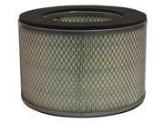 LUBERFINER LAF1137 Air Filter, Axial, 7-5/8in.H. 9SIV0HA3HV6497