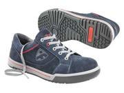 Size 9 Athletic Style Work Shoes, Men's, Blue, Steel Toe, W, Puma Safety Shoes 9SIV0HA3RV3280