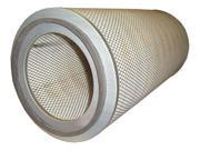 LUBERFINER LAF6880 Air Filter, Element Only, 27in.H. 9SIV0HA3HF7592