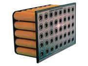 LUBERFINER LAF4040 Air Filter, Multiple Tube, 12-7/8in.H. 9SIA5D52YU8716