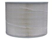 LUBERFINER LAF8727 Air Filter, Axial, 10-1/2in.H. 9SIV0HA3HM3878