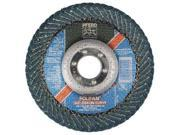 "5"" X 7/8"" Polifan Curveflap Disc - Sgp  Zirconi"