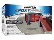 Silver Gray Floor Coating Kit, 203373, Rust-Oleum