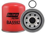 BALDWIN FILTERS BA5592 Air Dryer Filter, 5-1/2 x 6-19/32 in. 9SIV0HA4712043