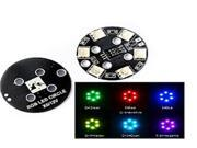 RGB Tricolor LED 7 Colors Switch-Control LED Light Board For QAV Quadcopter/Helicopter/RC Airplane
