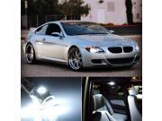 BMW 6-Series M6 E63 E64 Interior LED Lights Kit 2004-2010 - White