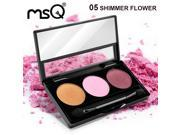 MSQ Latest Products 3 Colors Eyeshadow Palette Professional Matte Makeup Palette For Fashion Beauty 9SIAB0U48E4053