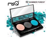 MSQ Latest Products 3 Colors Eyeshadow Palette Professional Matte Makeup Palette For Fashion Beauty 9SIV0RF4596965