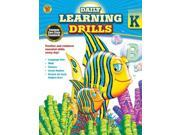 Daily Learning Drills, Grade K Publisher: Carson Dellosa Pub Co Inc Publish Date: 2/3/2014 Language: ENGLISH Pages: 412 Weight: 2.54 ISBN-13: 9781483800837 Dewey: 513